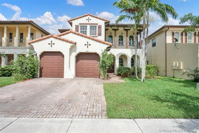 Parkland Single Family Home For Sale: 8039 NW 126th Ter