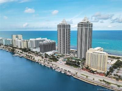 Miami Beach Condo For Sale: 4747 Collins Ave #705