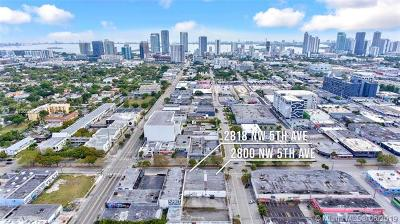 Commercial For Sale: 2800 & 2818 NW 5th Ave