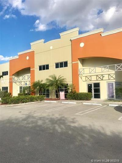 Sweetwater Commercial For Sale: 2051 NW 112th Ave #119