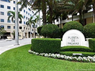 Coral Gables Condo For Sale: 888 S Douglas Rd #901