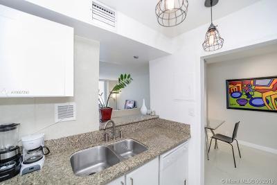 Miami Beach Condo For Sale: 1200 West Ave #630