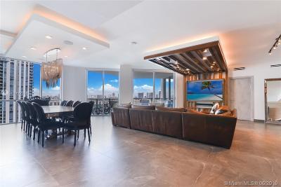 North Miami Beach Condo For Sale: 17111 Biscayne Blvd #1405-140