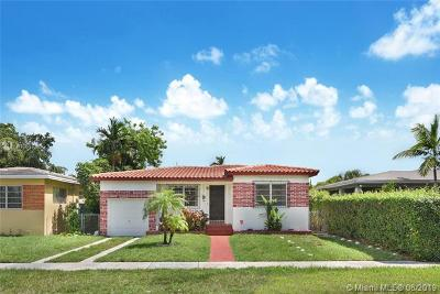 Miami Single Family Home For Sale: 4035 SW 9th Ter
