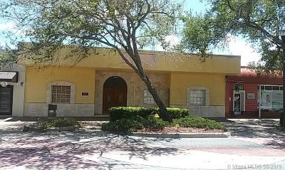 Homestead Commercial For Sale: 257 N Krome Ave