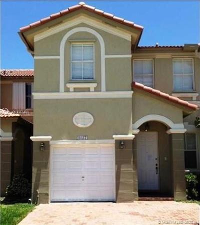 Doral Single Family Home For Sale: 8137 NW 108