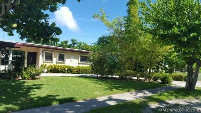 North Miami Beach Single Family Home For Sale: 581 NE 172nd St