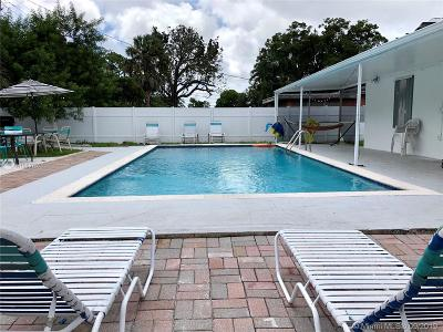Fort Lauderdale Single Family Home For Sale: 1372 SW 22nd Ave