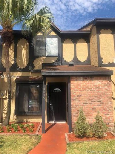 Sunrise Condo For Sale: 4406 NW 92nd Way