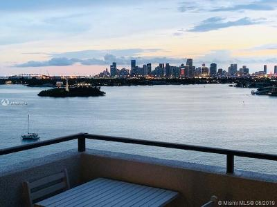 Miami Beach Condo For Sale: 11 Island Ave #1205