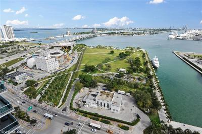 900 Biscayne, 900 Biscayne Bay, 900 Biscayne Bay Condo Rental For Rent: 900 Biscayne Blvd #3109