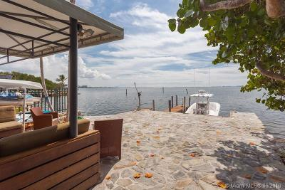 Coconut Grove Single Family Home For Sale: 3523 N Bayhomes
