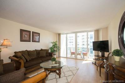 Hallandale Beach Condo For Sale: 3140 S Ocean Dr #1102