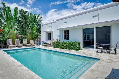 Miami Beach Multi Family Home For Sale: 8125 Harding