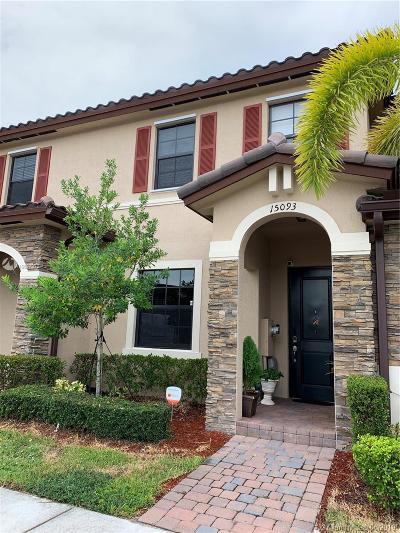Miami Condo For Sale: 15093 SW 113th Ter