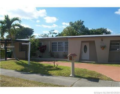 Miami Single Family Home For Sale: 3230 SW 104th Ave