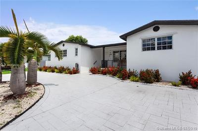 Miami Single Family Home For Sale: 7970 SW 16th St