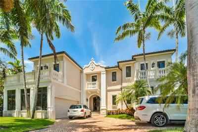 Bal Harbour Single Family Home For Sale: 70 Camden Dr
