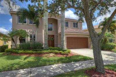 Weston Single Family Home For Sale: 857 Vanda Ter