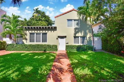 Surfside Single Family Home For Sale