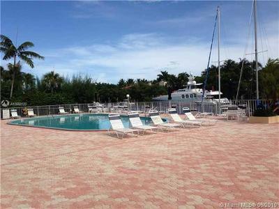 Coral Gables Rental Pending Sale: 100 Edgewater Dr #305