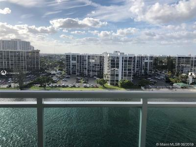Hollywood Condo For Sale: 3000 S Ocean Dr #912