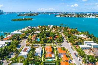 Venetian Islands Single Family Home For Sale: 115 1st Rivo Alto Ter