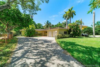 Brickell Single Family Home For Sale: 1835 S Miami Ave