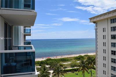 Surfside Condo For Sale: 9201 Collins Ave #923