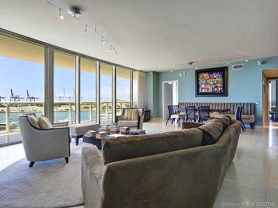 Miami Beach Rental For Rent: 450 Alton Rd #701