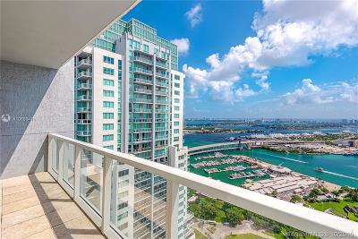 Vizcayne South, Vizcayne South Condo, Vizcayne South Condo Resid, Vizcayne South Conto Condo For Sale: 253 NE 2nd St #4407