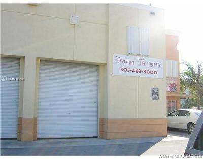 Sweetwater Commercial For Sale: 2451 NW 109th Ave #6