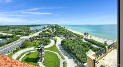 Hollywood Condo For Sale: 3501 N Ocean Dr #PH6