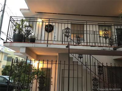 Miami Beach Condo For Sale: 719 Euclid Ave #12