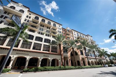 Coral Gables Condo For Sale: 55 Merrick Way #752