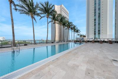 Condo For Sale: 335 S Biscayne Blvd #4000