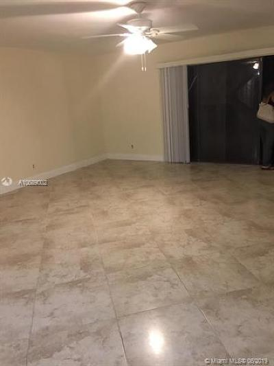 Plantation Condo For Sale: 125 NW 115th Ter