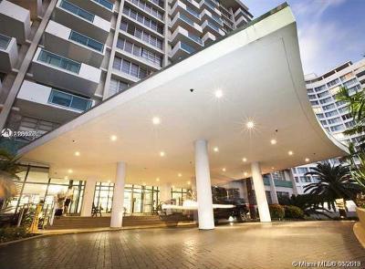 Miami Beach Condo For Sale: 1000 West Ave #432