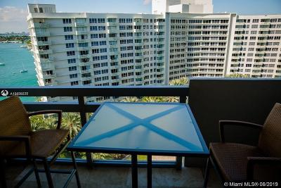 Flamingo, Flamingo South Beach, Flamingo South Beach Co., Flamingo Condo, Flamingo South Beach Cond, Flamingo South Beach I, Flamingo South Beach I Co Rental For Rent: 1500 Bay Rd #1444S