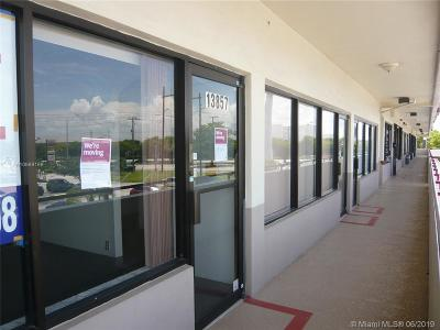 Palmetto Bay Commercial For Sale: 13857 S Dixie Highway