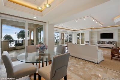Fisher Island Condo For Sale: 7936 Fisher Island Dr #7936