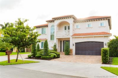 Miami Lakes Single Family Home For Sale: 16234 NW 86th Ct