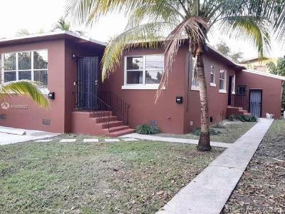 Multi Family Home For Sale: 321 NE 55th Ter