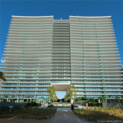 Miami-Dade County Condo For Sale: 10203 Collins Ave #PH01N