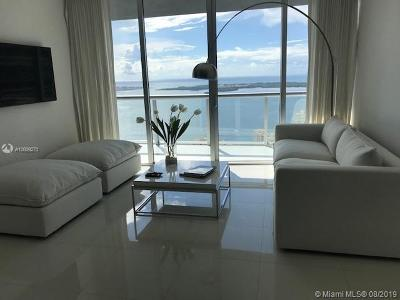 Miami Rental For Rent: 465 Brickell Ave #5105