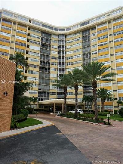 Hallandale Beach Condo For Sale: 100 Golden Isles Dr #210