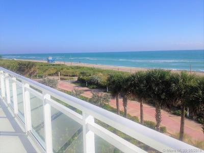 Miami Beach Condo For Sale: 7135 Collins Ave #813