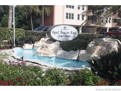Hillsboro Beach Condo For Sale: 1147 Hillsboro Mile #705