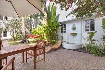 Miami Beach Condo For Sale: 727 14th Pl #4