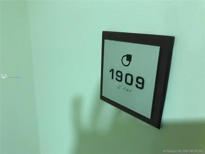 Condo For Sale: 9066 SW 73rd Ct #1909
